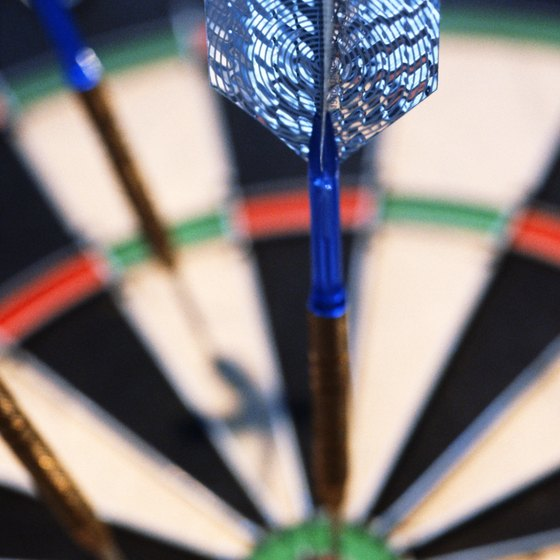 Before you work on your aim, choose the right target.