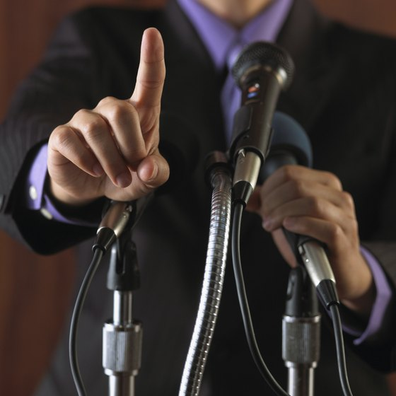 Audience members may request an electronic copy of your PowerPoint presentation.