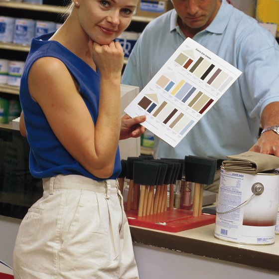 Your business color choices can calm your customers, energize them, or compel them to spend.