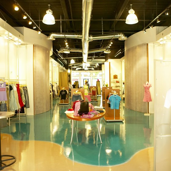 Boutiques often charge higher prices than some other retailers.