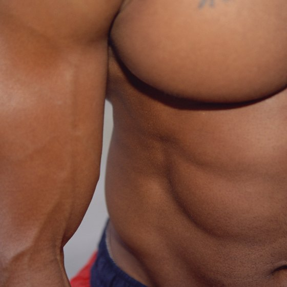 An ultimate chest routine is one that is challenging and inclusive.