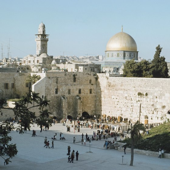 Jerusalem is the capital of Israel.