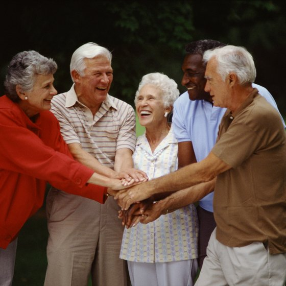 Activities and travel are great ways to keep seniors healthy and happy.