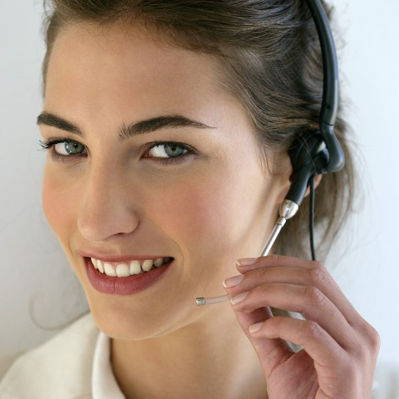 Wearing a headset will help eliminate audio feedback.