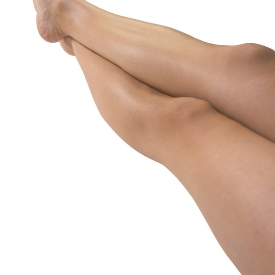 Shin stretches reduce your risk of injury.