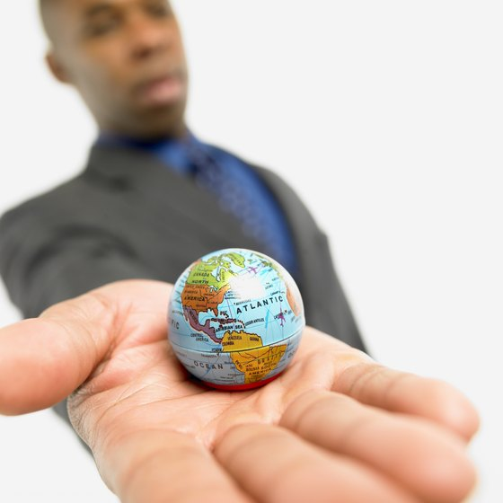 Small business entrepreneurs can find themselves competing on a global scale quickly.