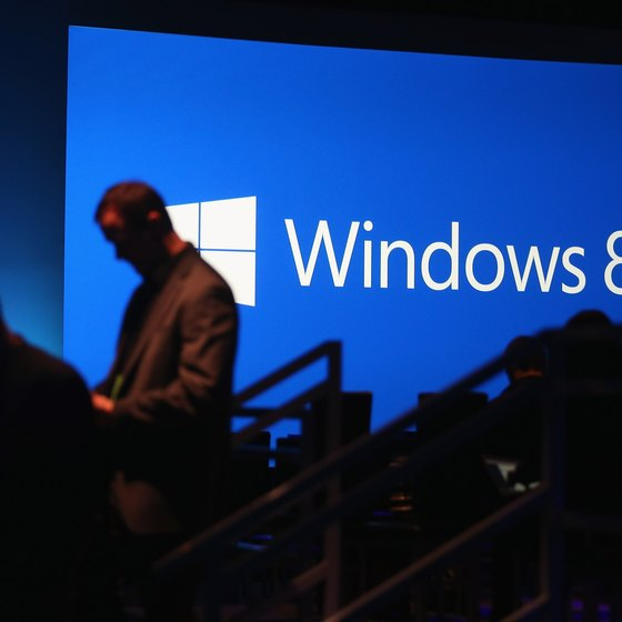 Windows 8 offers both desktop and Start screen modes.