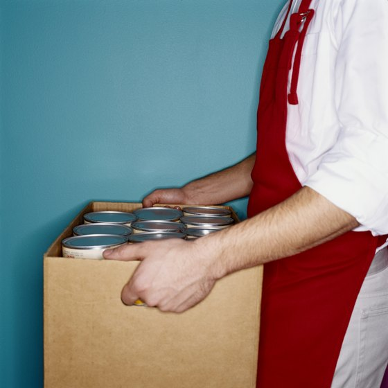 You can turn a hobby into a business by selling canned foods.