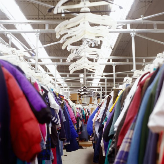 Tracking thrift shop inventory isn't always an easy task.