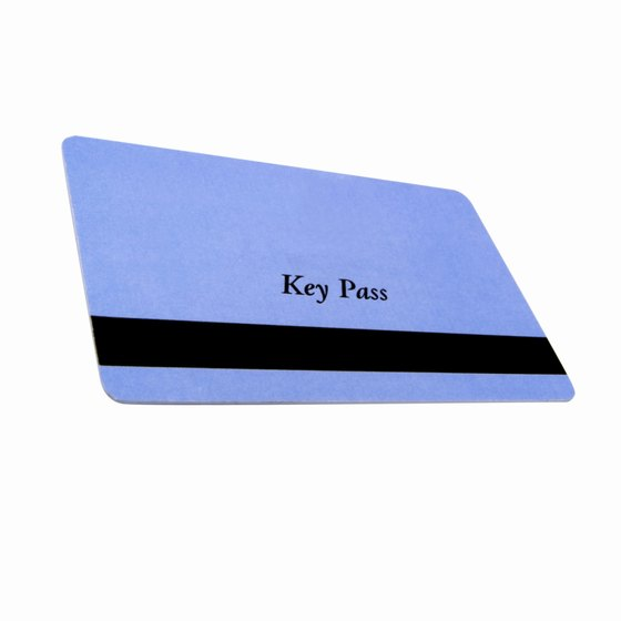 Magnetic swipe stripes can be found on hotel keys, as well as credit and debit cards.