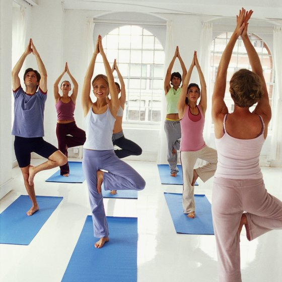 Power yoga styles can help you burn more calories.