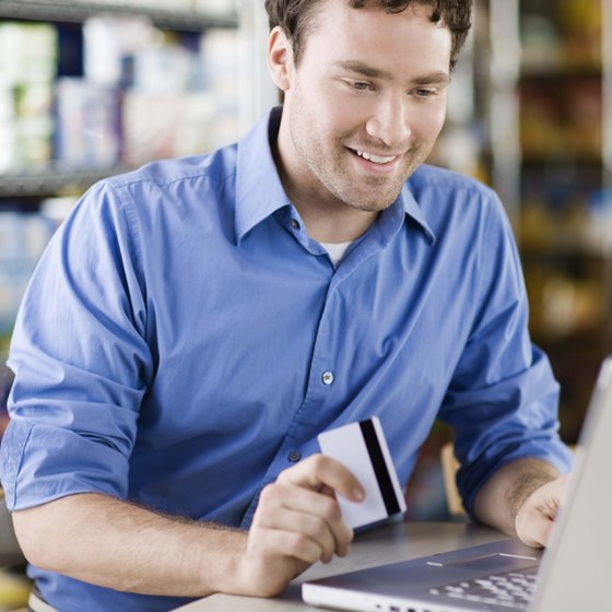 Letting customers use credit cards online is a fast way to get paid.
