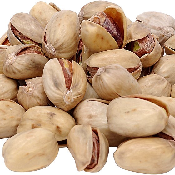 Raw and roasted pistachios boost your mineral intake, and also provide beneficial carotenoids.