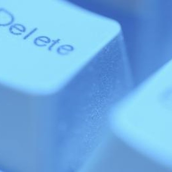 how to delete things on mac