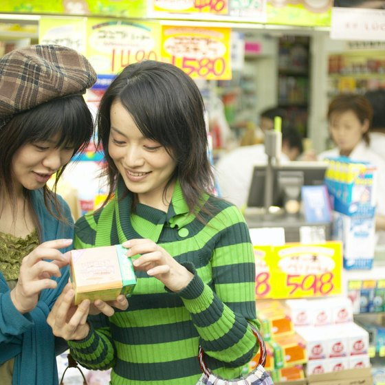 Selling one-of-a-kind products in your convenience store will make the business more appealing.