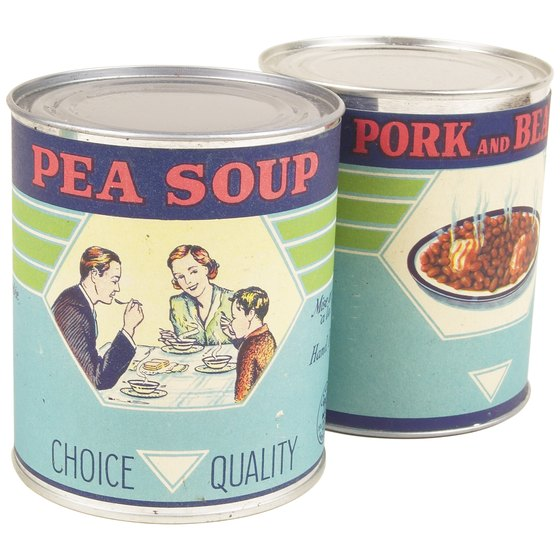 Design an appealing label before marketing your food product to grocery stores.