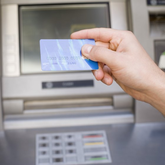 QuickBooks' check-writing component accepts ATM and other types of transactions.