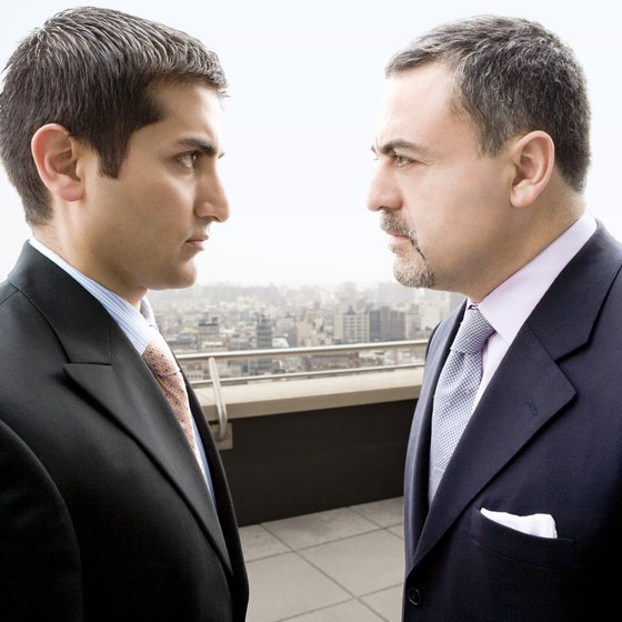 Conflicts can erupt when bosses micromanage.