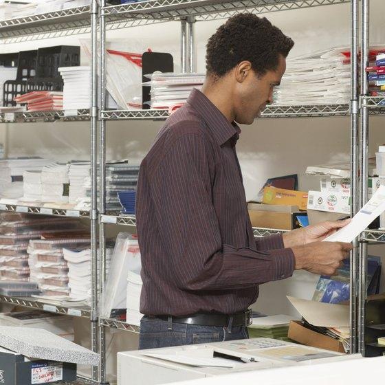 Most companies record office supplies as an expense, not an asset.