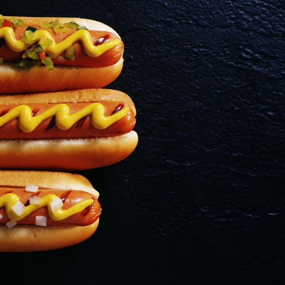 Seven hundred million packages of hot dogs were sold in retail stores in 2011.