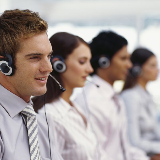 A back-up support team is one way to handle staffing during spikes in call volumes.