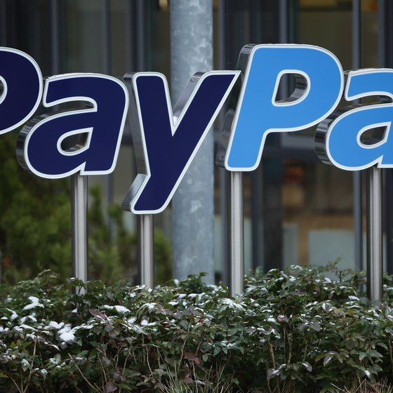PayPal enables you to request payment from other members.