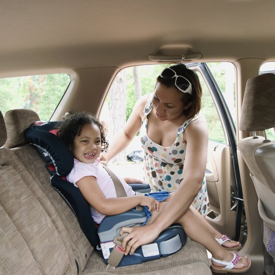 California Booster Seat Age Requirements Getaway Usa
