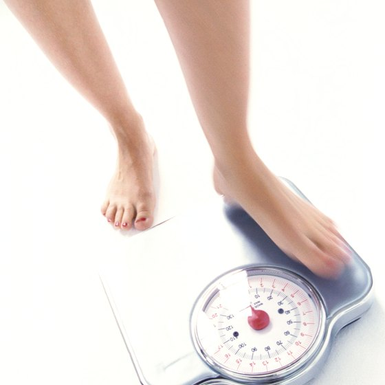 Weighing yourself regularly can help you maintain weight loss.