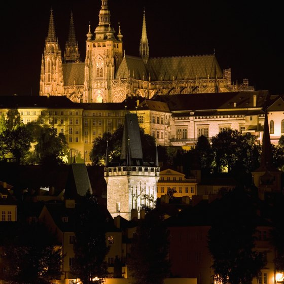 Prague is one of many European cities with hostels suitable for seniors.