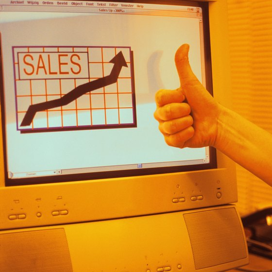 Improving the quality of your products can increase sales.