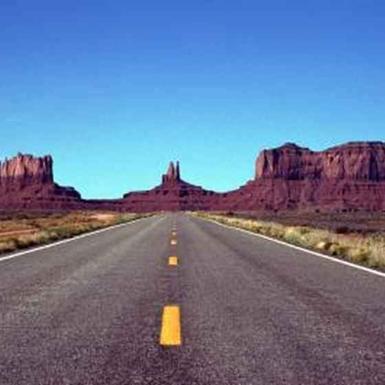 Ideas For One-Week Southwest Road Trips