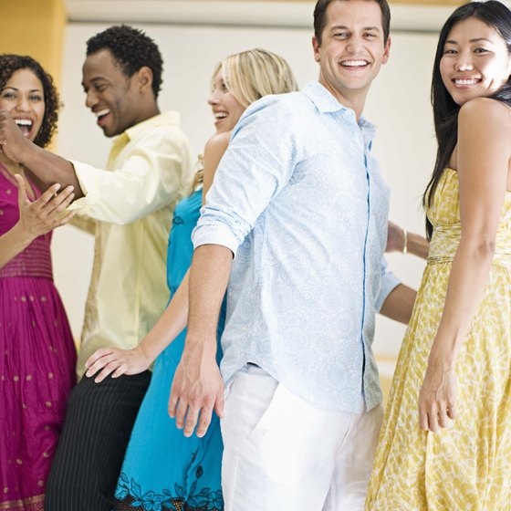 The CDC counts dancing as an effective cardiovascular exercise.