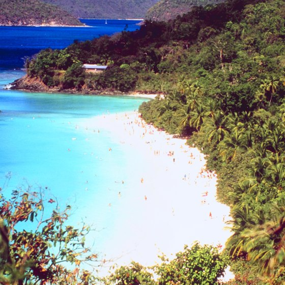 St. John is known for its natural beauty.