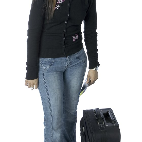 Know hand luggage restrictions and allowances before you fly.