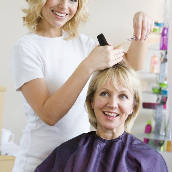 Cosmetologists are tasked with finding creative ways to attract and retain customers.