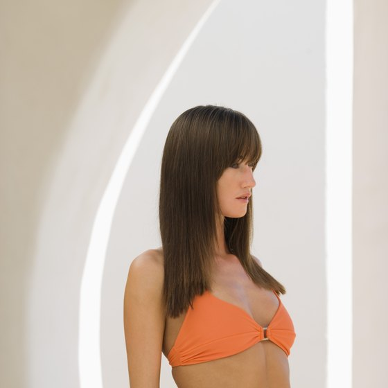 Fashion models are often ectomorphs due to their long and lean physiques.