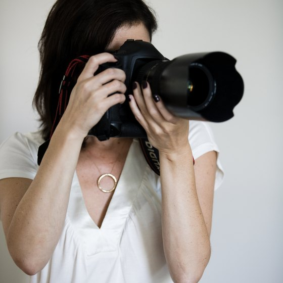 Turn your photography skills into a business.