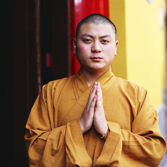 Tibetan monks attribute their health to the Five Rites.