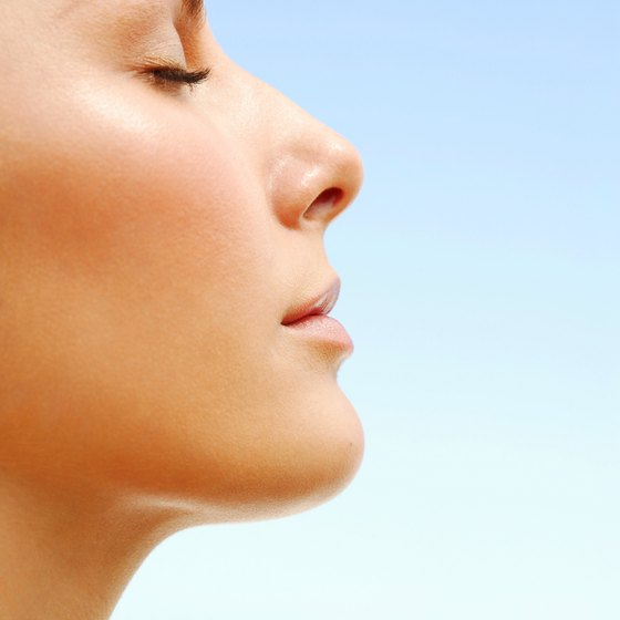 Maintain a youthful glow with a heathy diet, cleansing and facial exercise.