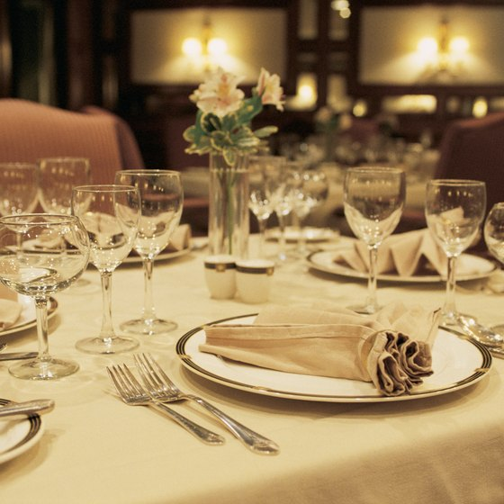 A restaurant's size may be a predictor of how long it will stay open.