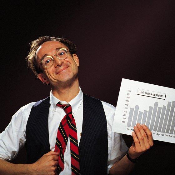 Illustrate key statistics using graphs.