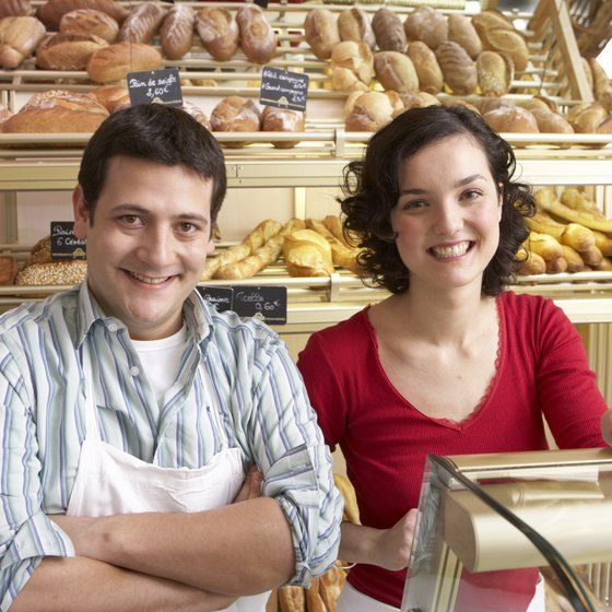 Many shoppers prefer small, local companies over big corporations.