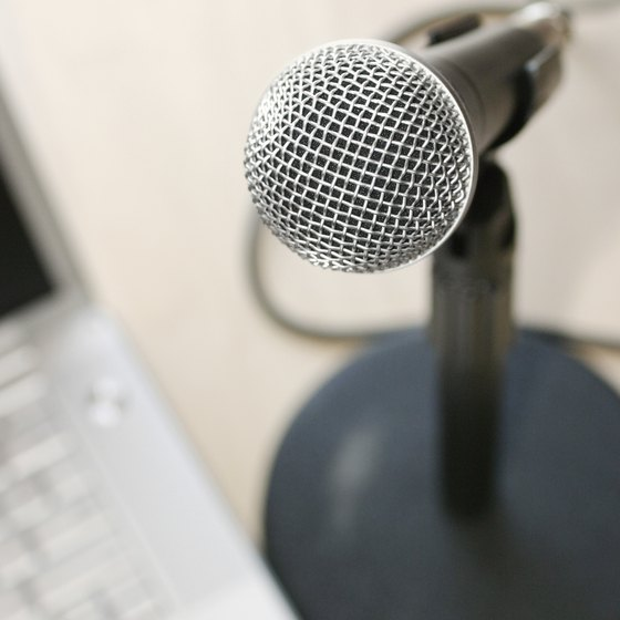 The right recording setup can increase podcast quality.