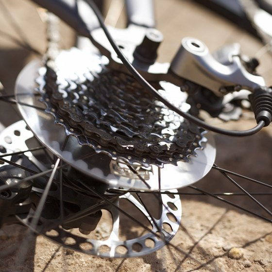Bring a repair kit when riding the Maze, one of the most remote places to bike in the U.S..