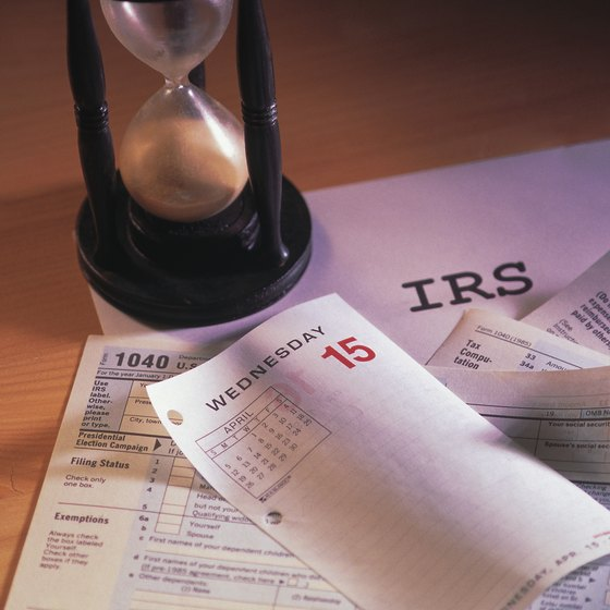 The IRS tax code determines tax accounting methods and standards in the United States.