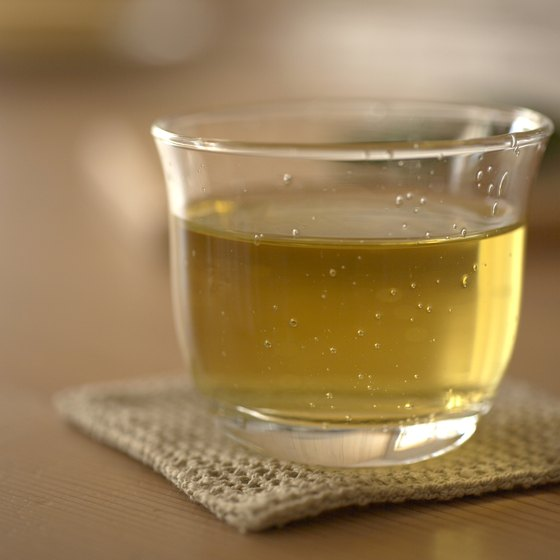 Green tea may help heal damaged blood vessels.