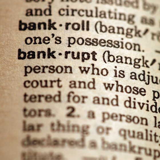 The federal bankruptcy code offers protection to small-business owners.