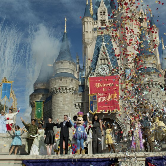 Walt Disney World goes out of its way to accommodate special needs children.
