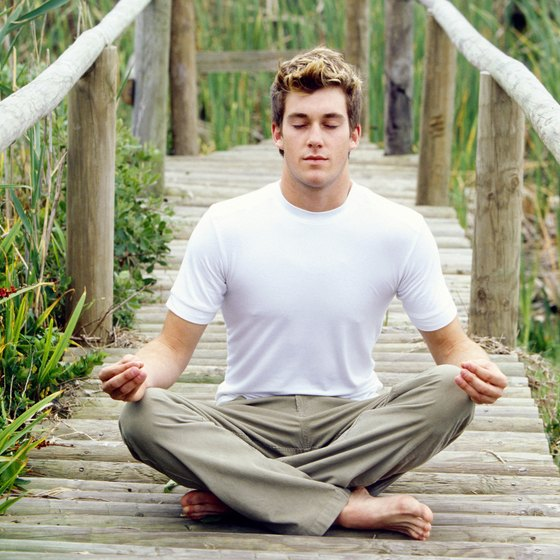 Yogananda taught various meditation techniques.