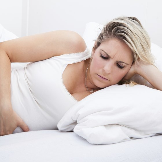 Poor digestive motility can increase the chance of stomach pains.